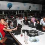 Peserta ngeblog bareng ultah ke-5 Komunitas Blogger Balikpapan