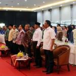 Ikrar Pemuda Indonesia pada Dialog Pencegahan Paham Radikal Terorisme dan ISIS garapan BNPT di JEC, Yogyakarta (28/10/2015)