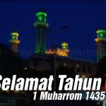 Selamat Tahun Baru  1 Muharrim 1435 Hijriyah